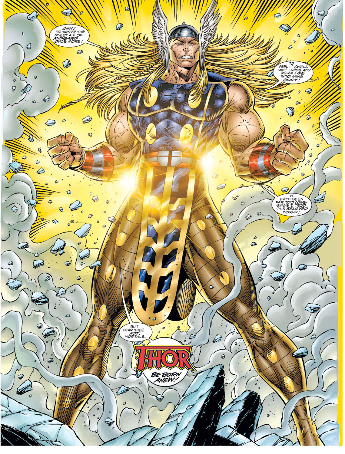Read online Avengers (1996) comic -  Issue #1 - 23