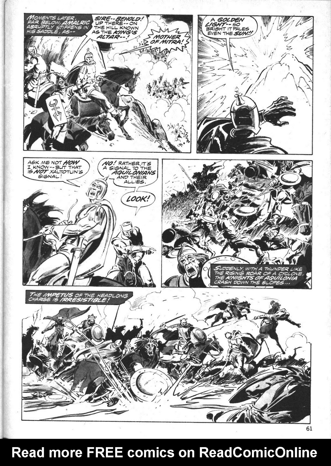 The Savage Sword Of Conan Issue #10 #11 - English 49