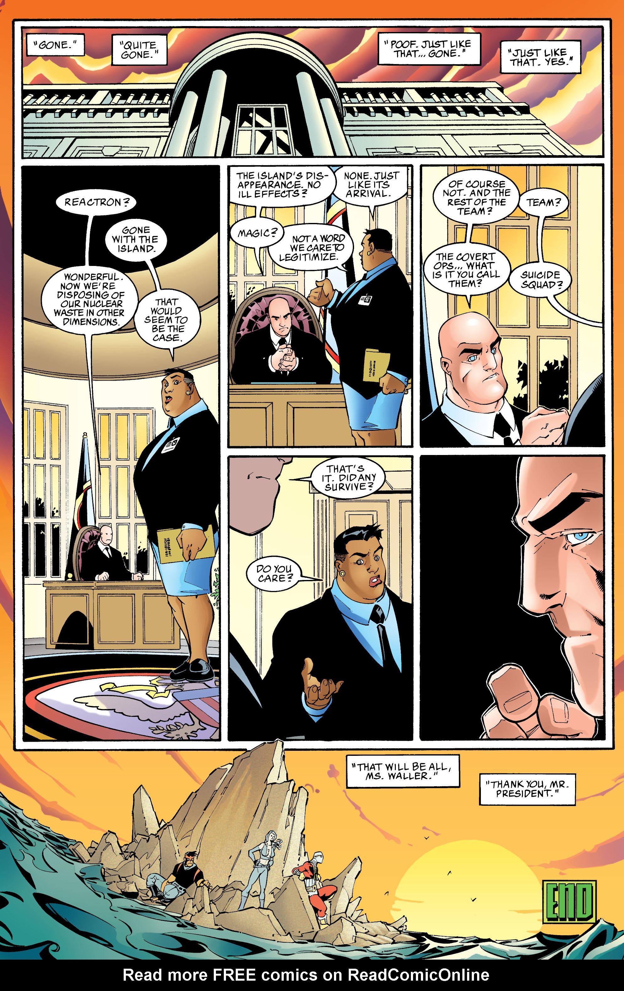 Suicide Squad (2001) 8 Page 23