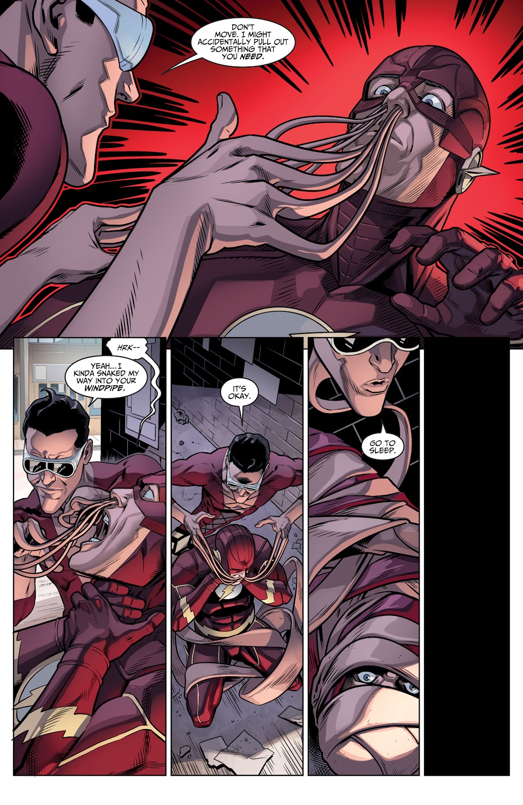 Injustice: Gods Among Us Year Four _Annual 1 #1 - English 15