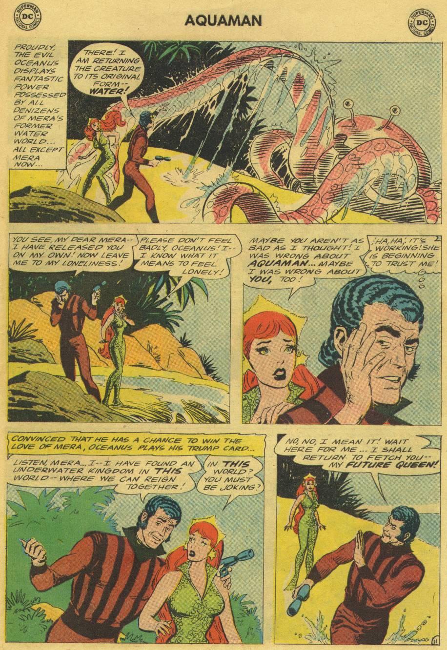 Aquaman (1962) Issue #18 #18 - English 15