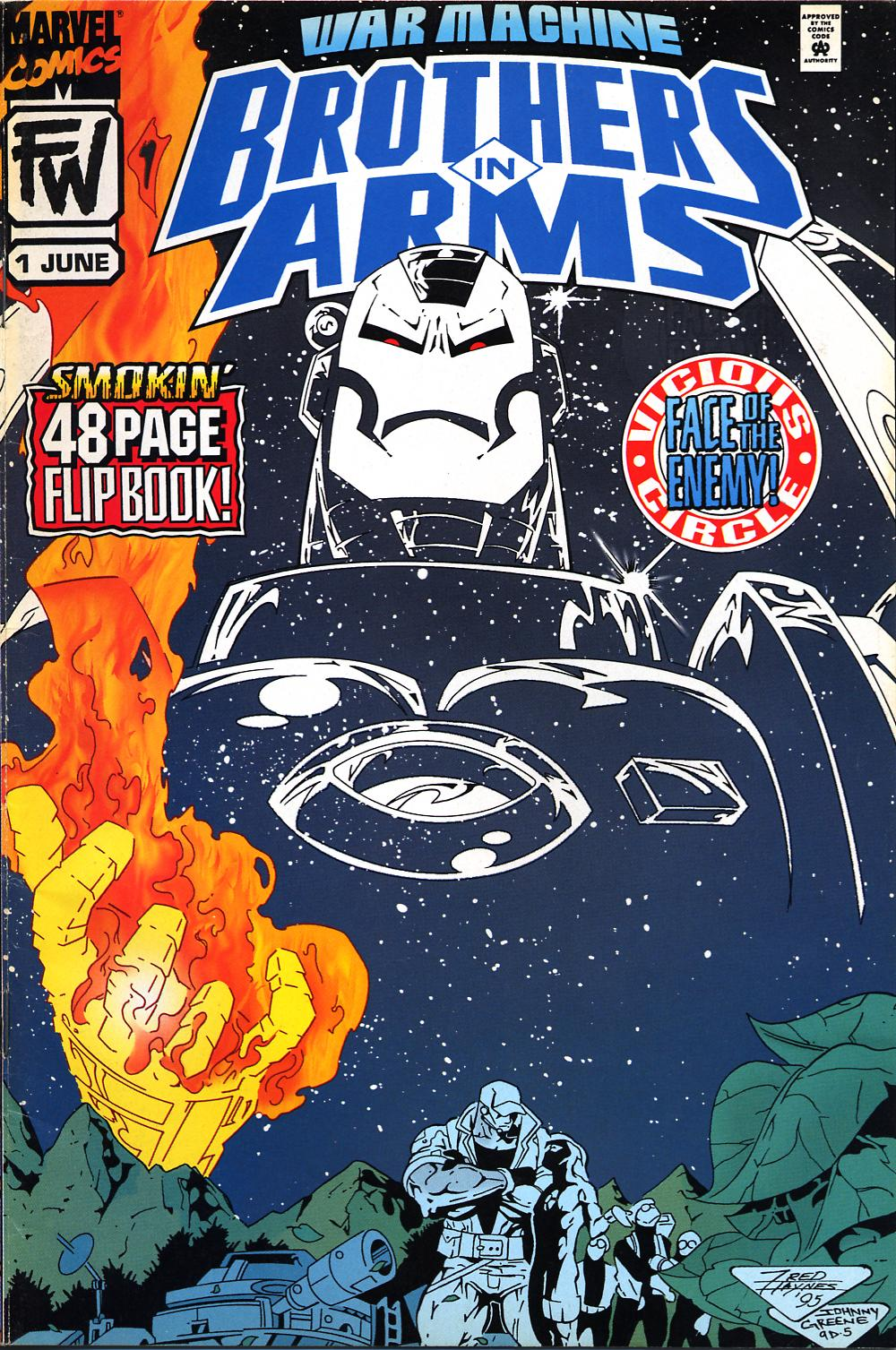 Force Works Issue #12 #12 - English 25