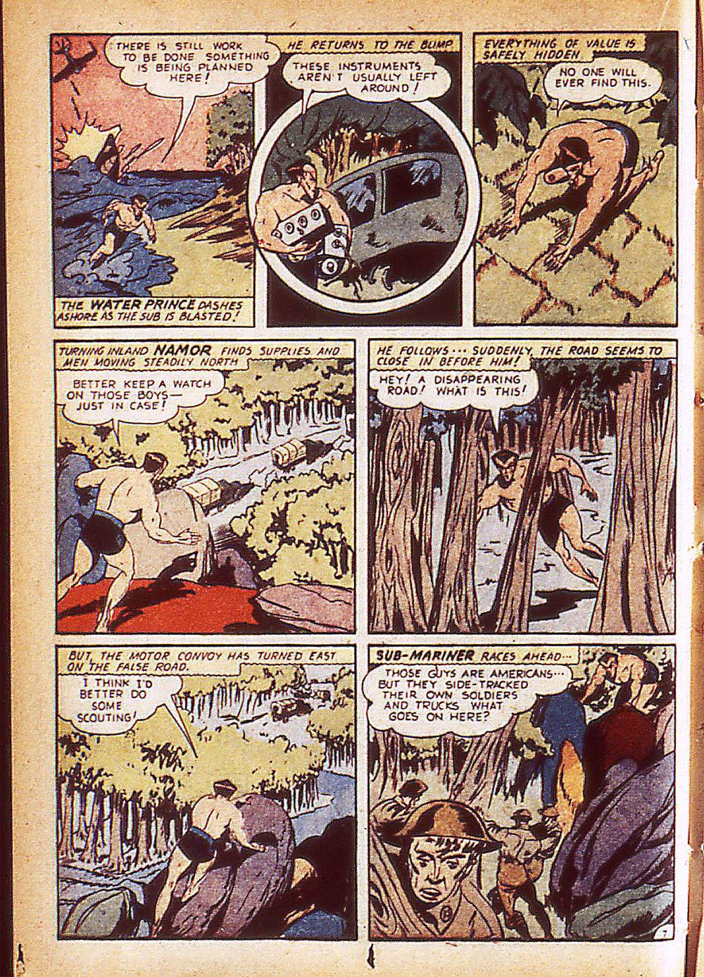 Sub-Mariner Comics Issue #8 #8 - English 31
