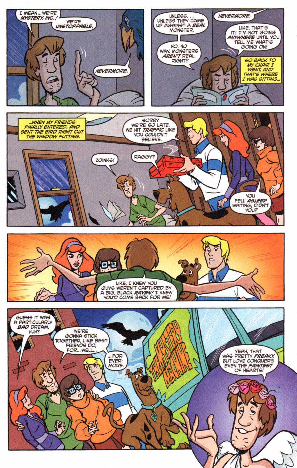 Read online Scooby-Doo (1997) comic -  Issue #117 - 13