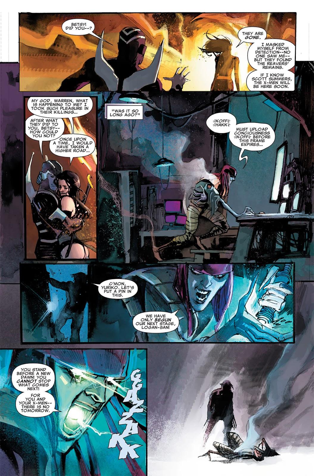 Uncanny X-Force (2010) Issue #5.1 #6 - English 22