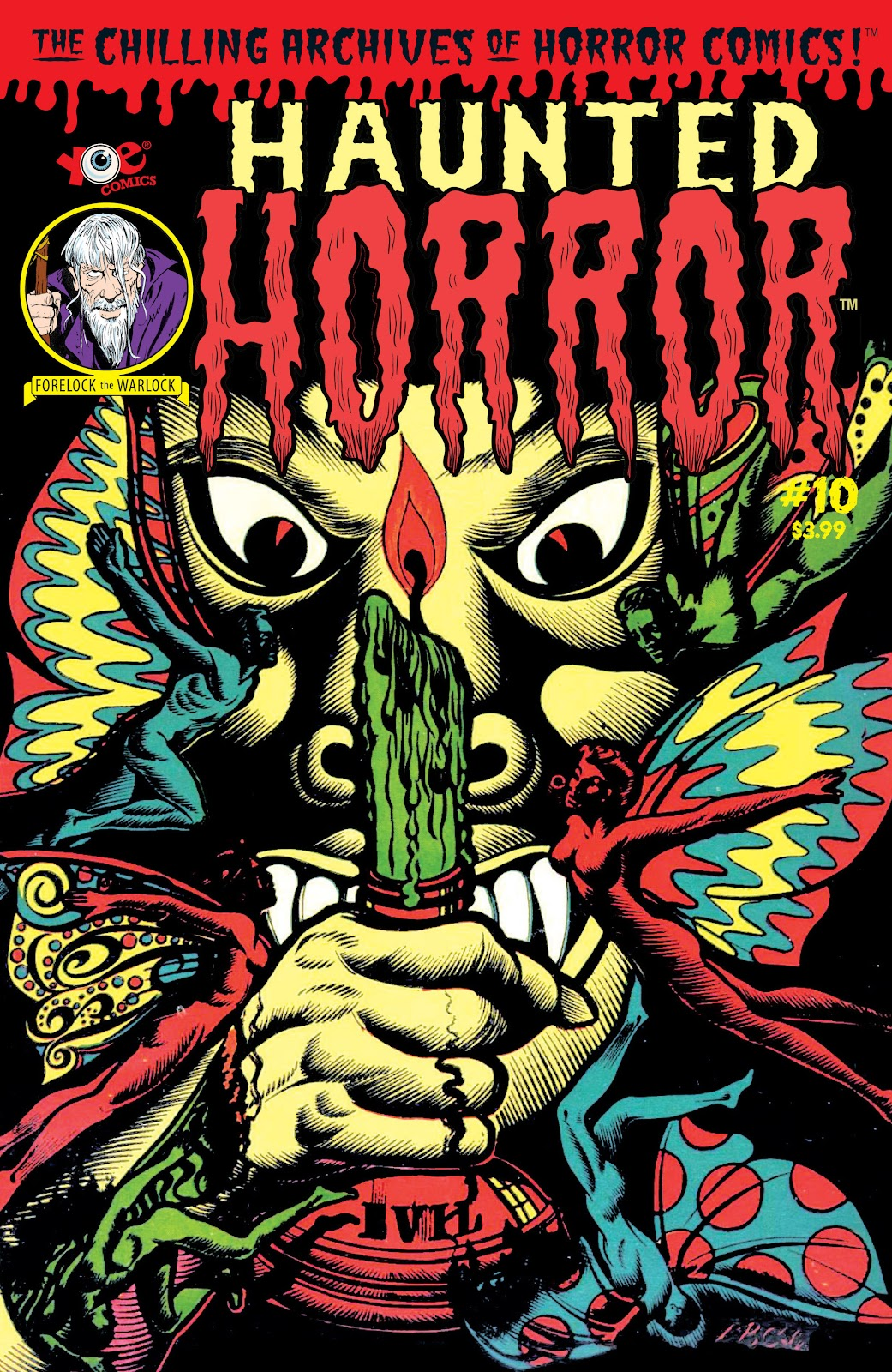 Haunted Horror Issue #10 #10 - English 1