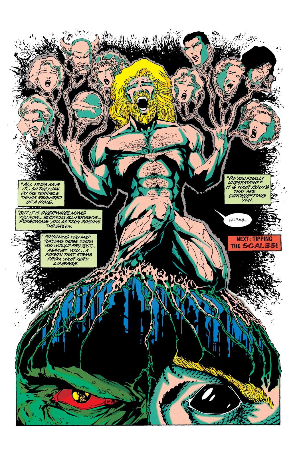 Aquaman (1994) Issue #32 #38 - English 22