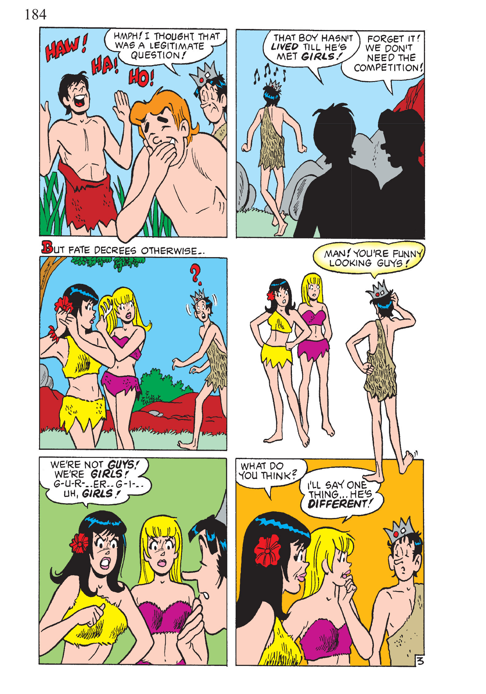 Read online The Best of Archie Comics comic -  Issue # TPB 1 (Part 1) - 180