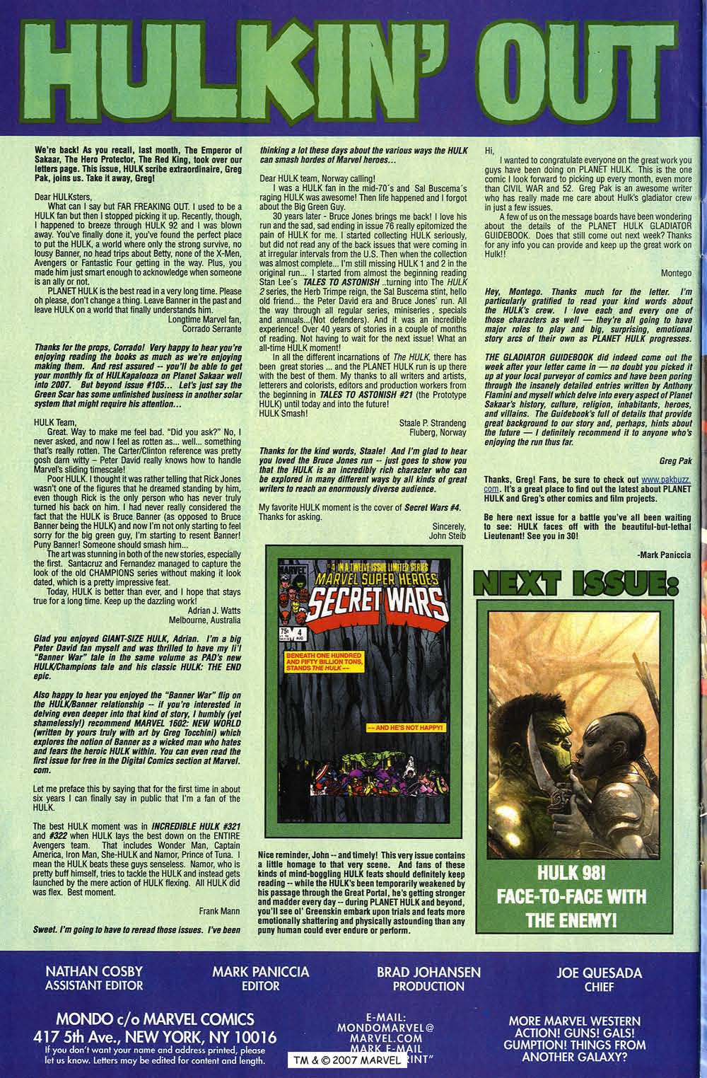 Read online The Incredible Hulk (2000) comic -  Issue #97 - 34