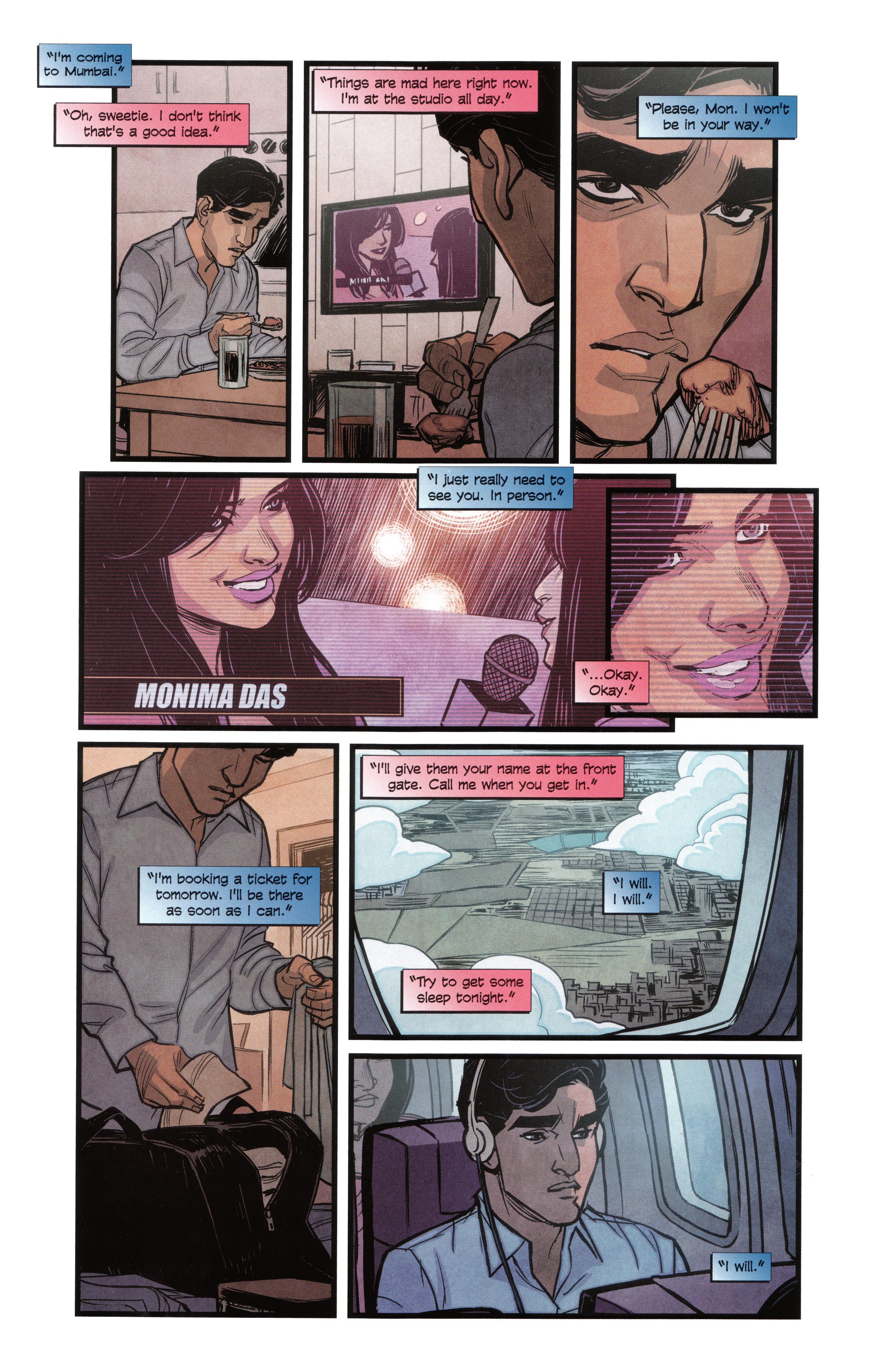 Read online Assassin's Creed Brahman comic -  Issue #Assassin's Creed Brahman Full - 59