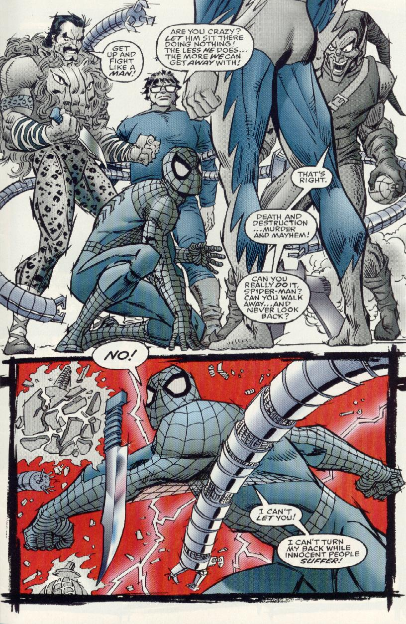 Read online Spider-Man: The Lost Years comic -  Issue #0 - 53