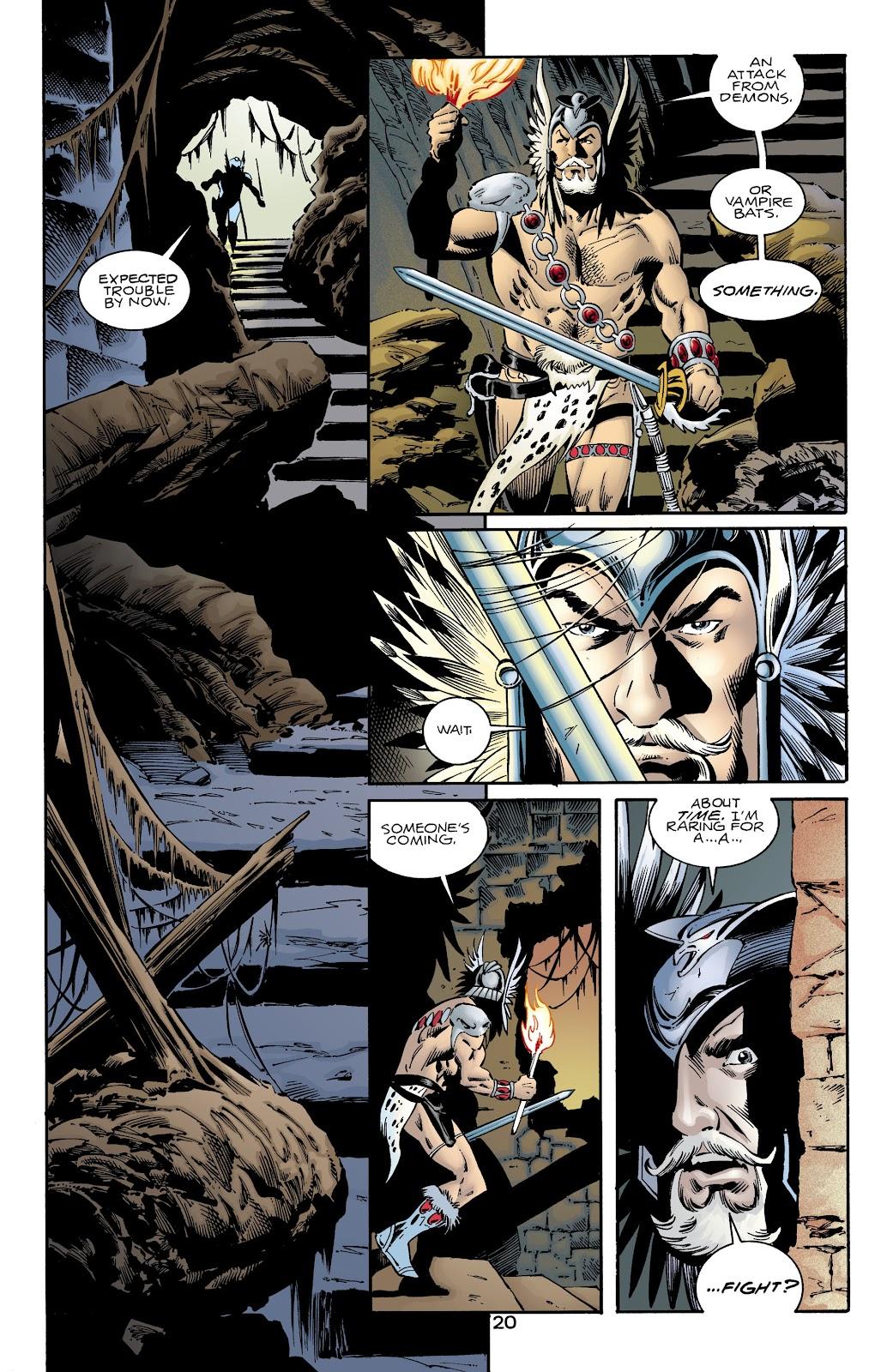 Aquaman (1994) Issue #72 #78 - English 19