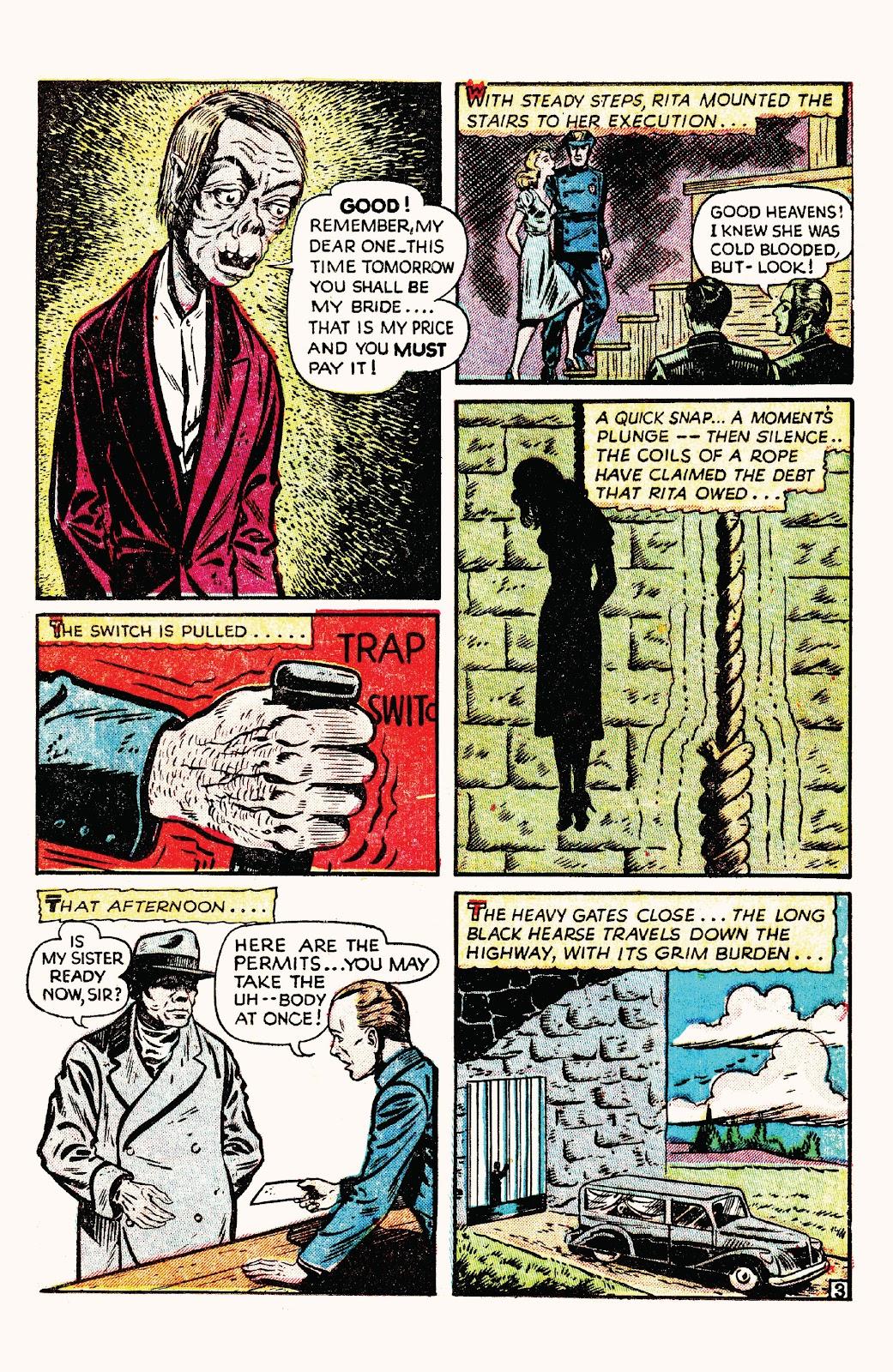 Haunted Horror Issue #5 #5 - English 37