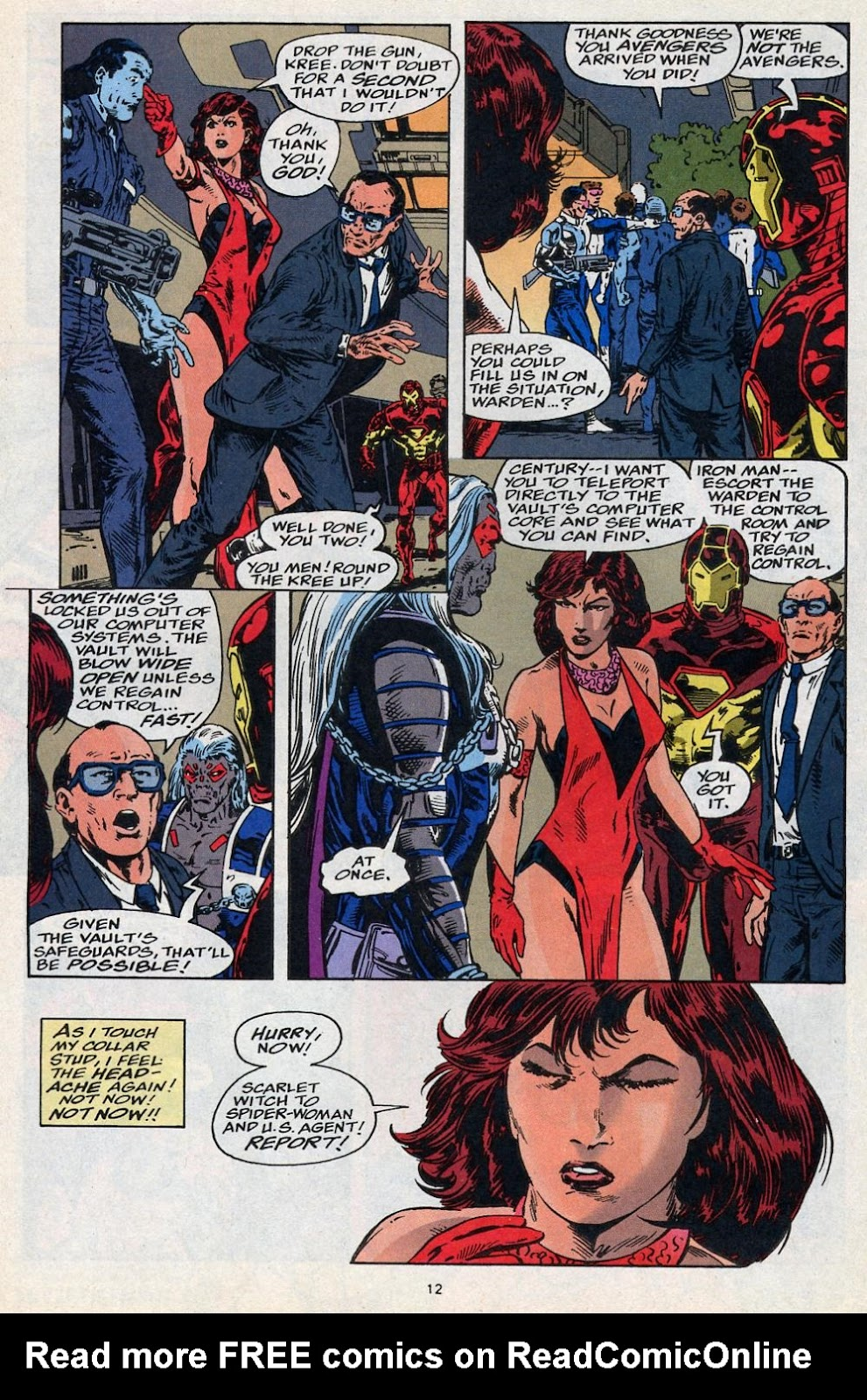 Force Works Issue #13 #13 - English 10