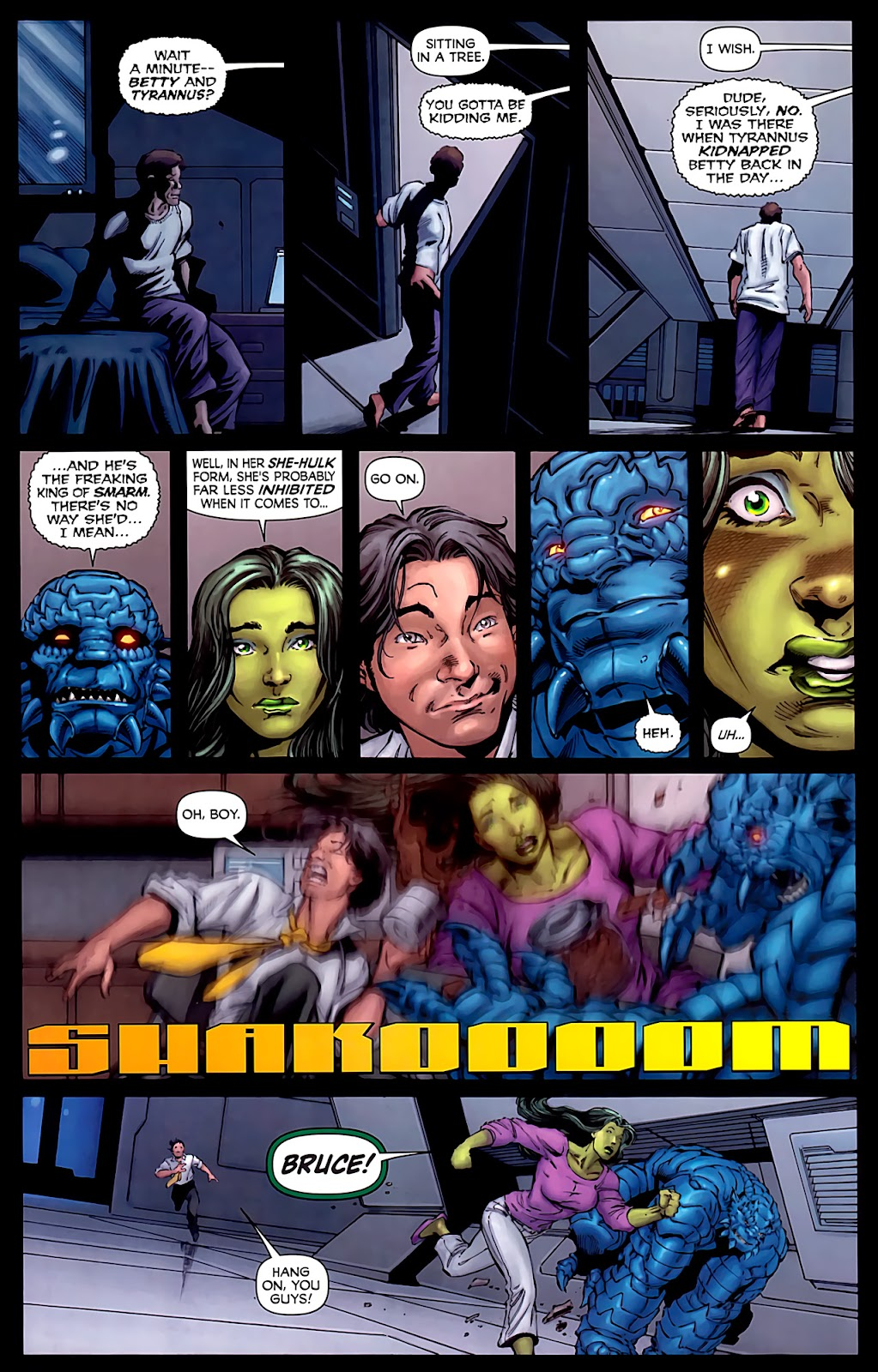 Incredible Hulks (2010) Issue #630 #20 - English 4