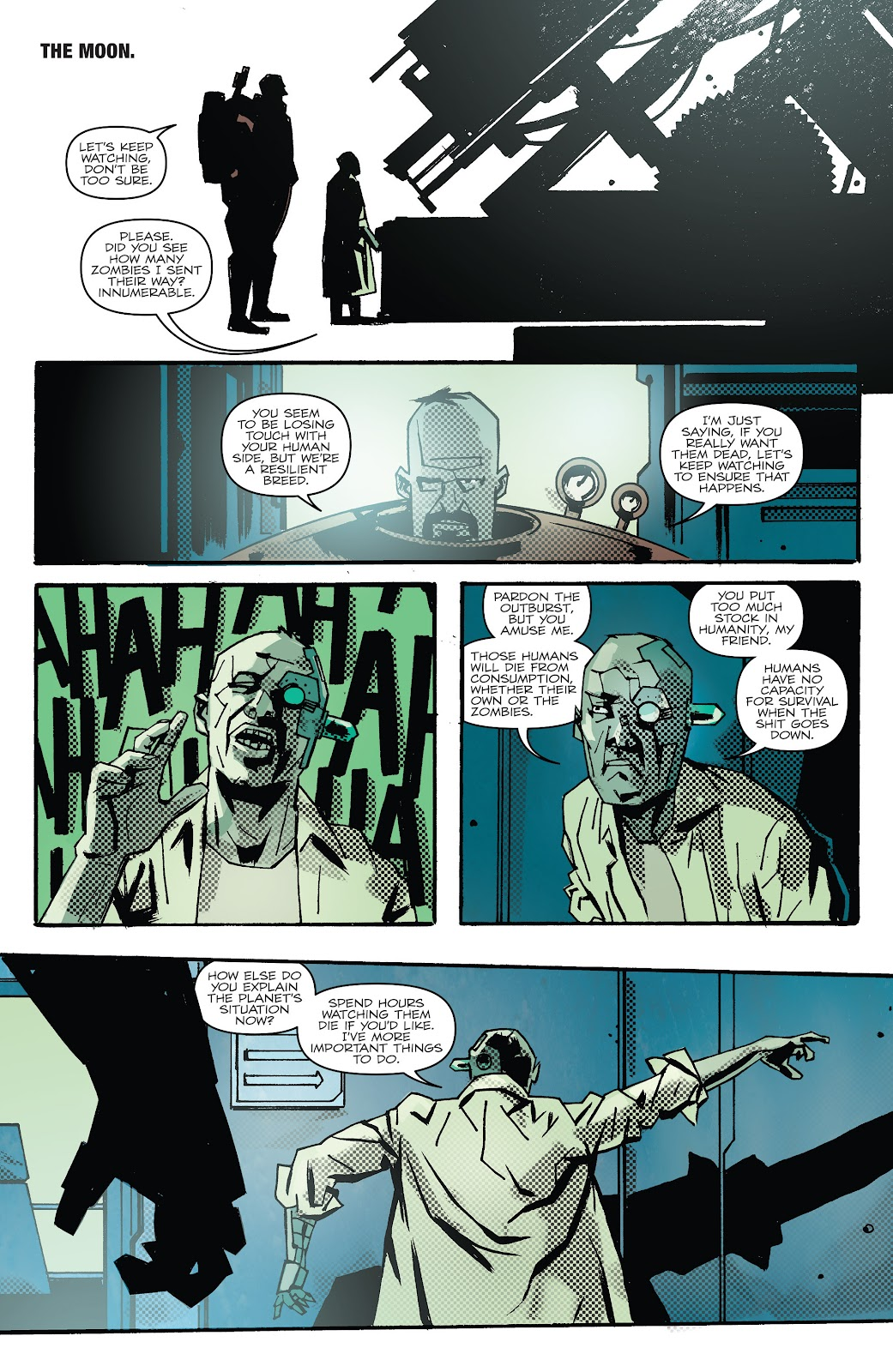 Zombies vs Robots (2015) Issue #9 Page 20