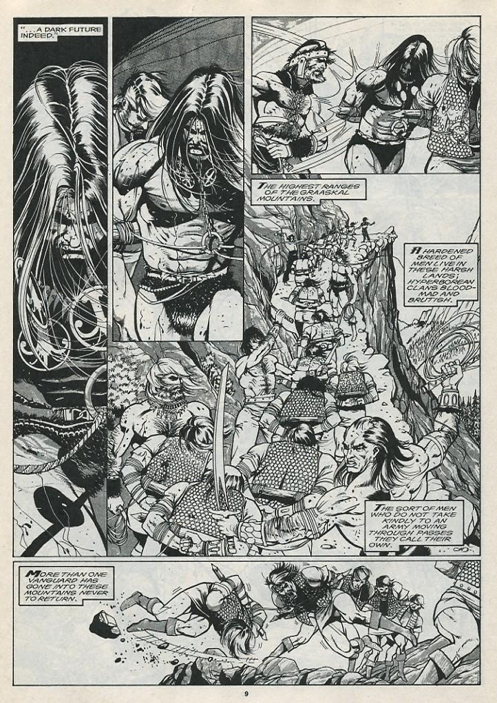 The Savage Sword Of Conan Issue #176 #177 - English 11