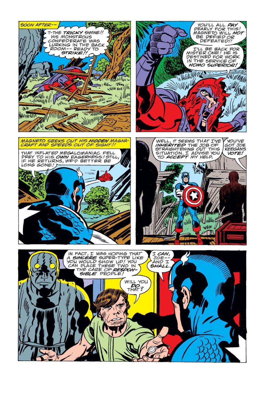 Captain America (1968) _Annual 4 #4 - English 8