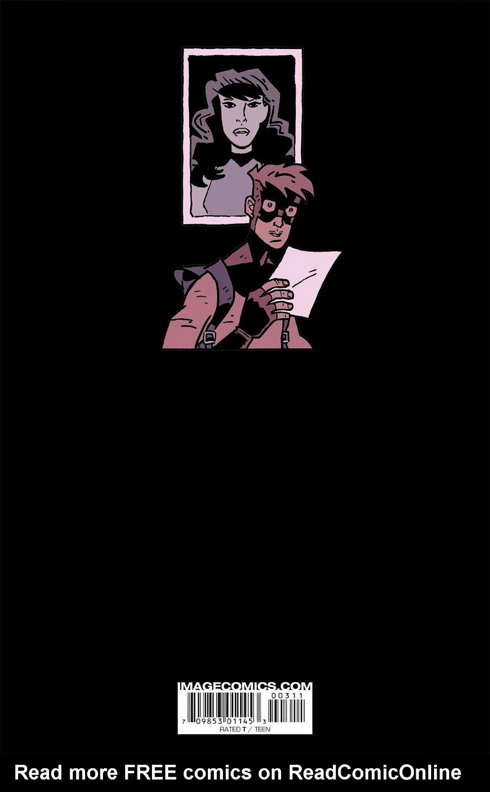 Mudman Issue #3 #3 - English 32