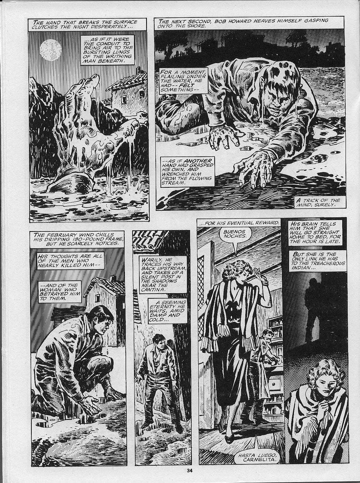 The Savage Sword Of Conan Issue #200 #201 - English 36