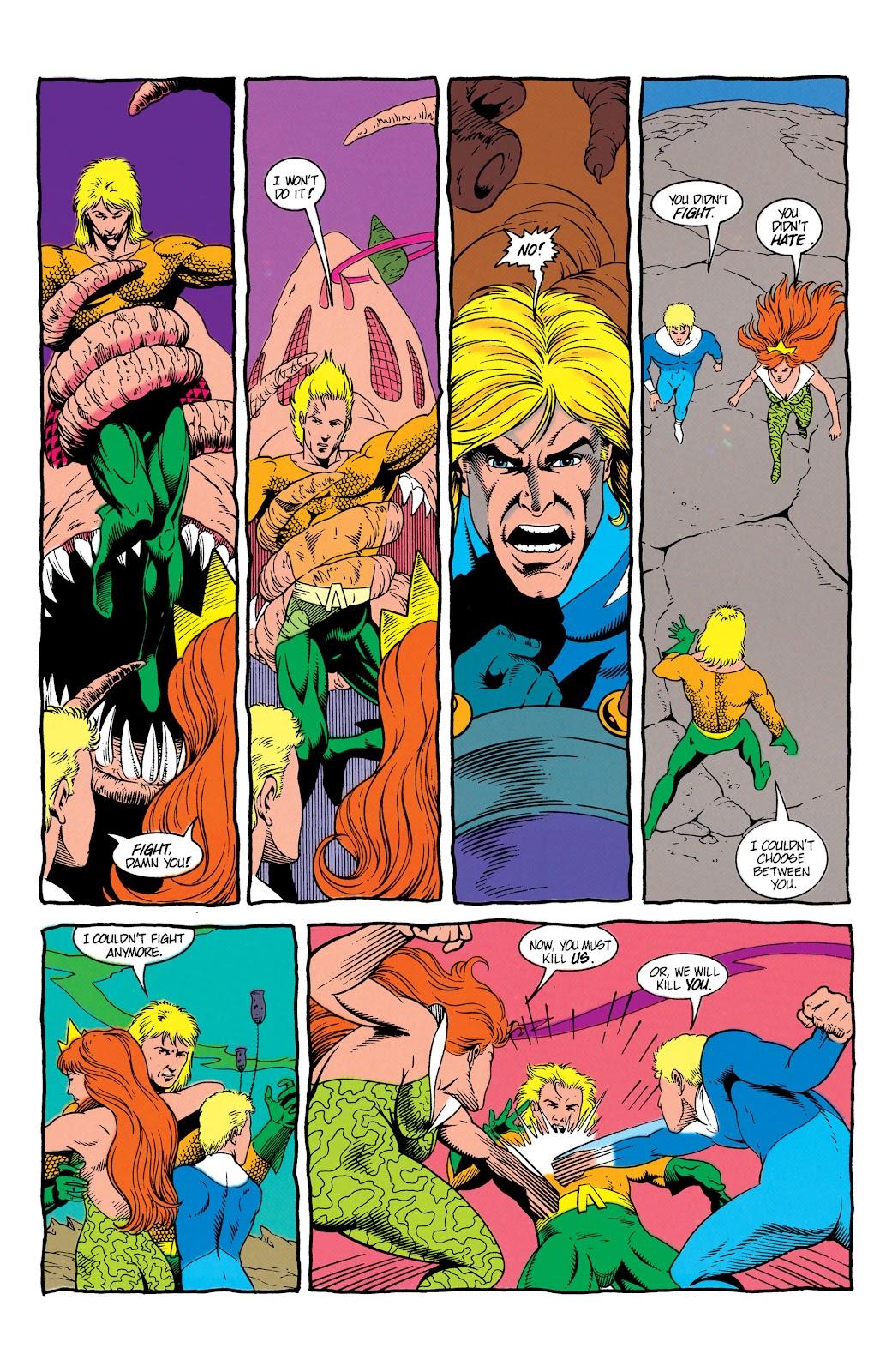 Aquaman (1991) Issue #7 #7 - English 19