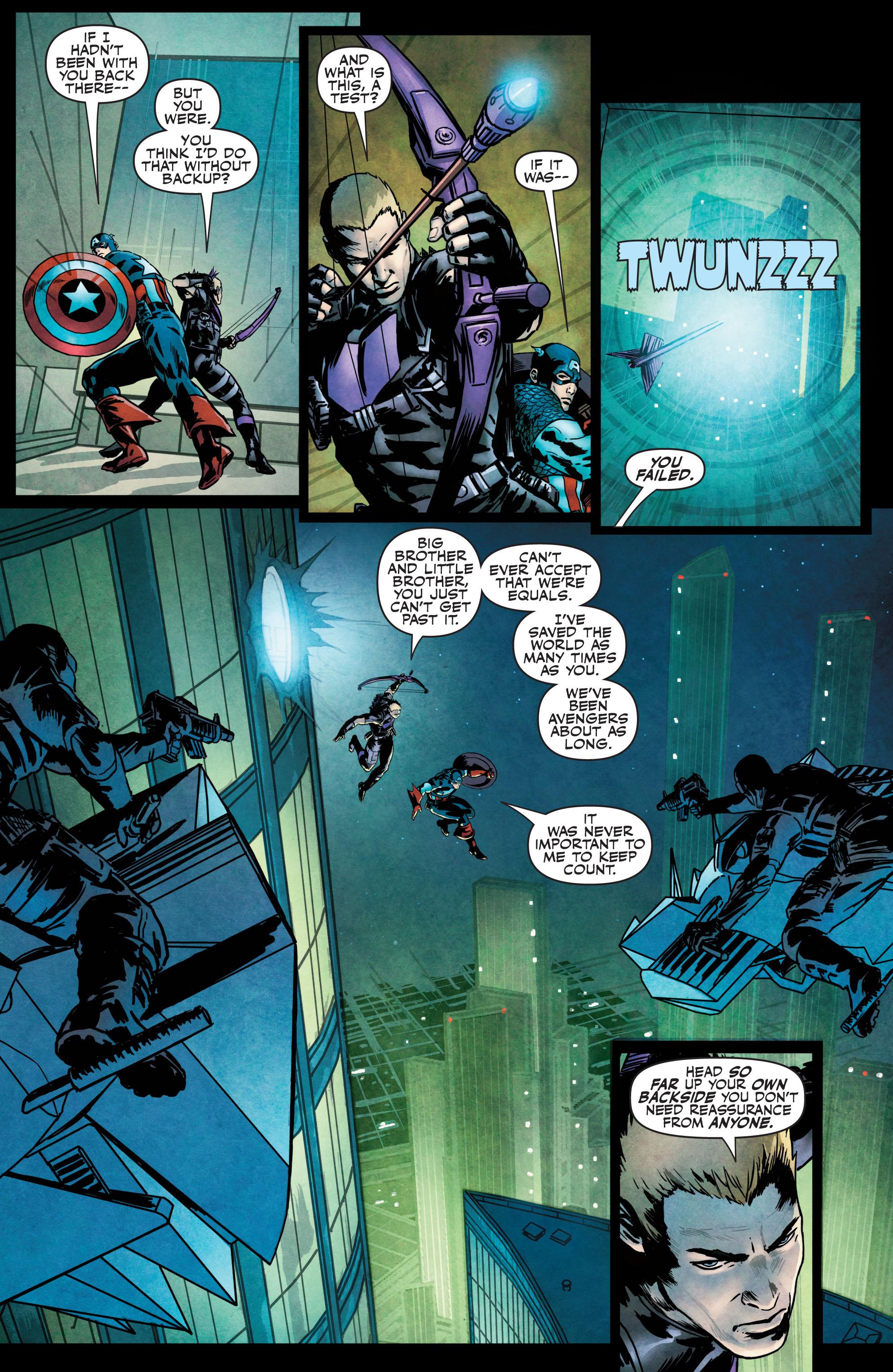 Read online Secret Avengers (2010) comic -  Issue #21.1 - 10