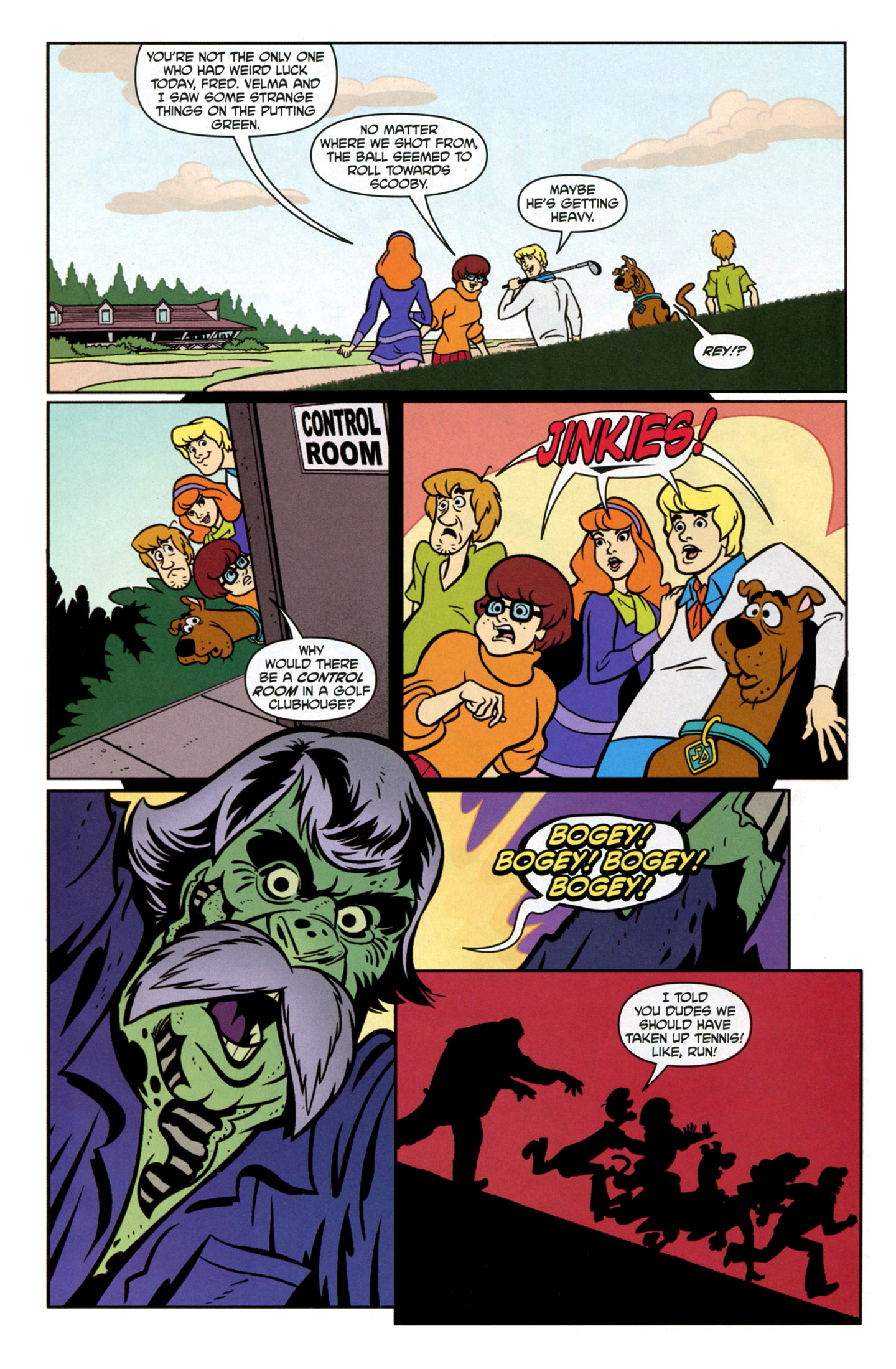 Read online Scooby-Doo: Where Are You? comic -  Issue #23 - 11