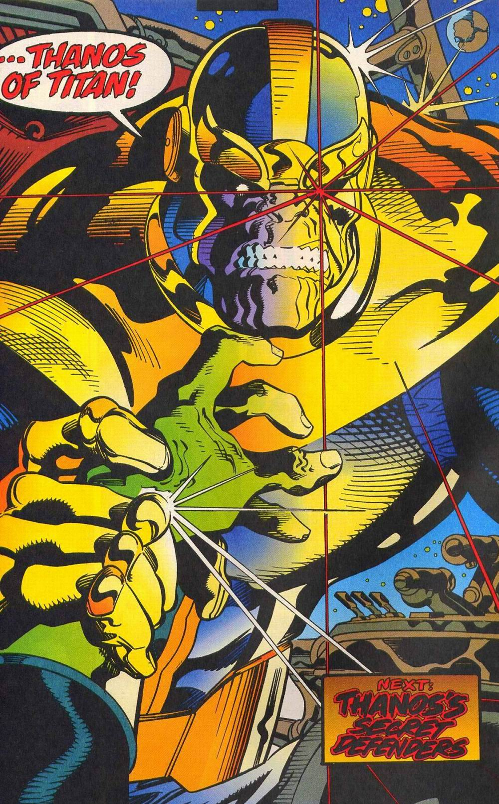 Read online Secret Defenders comic -  Issue #11 - 23