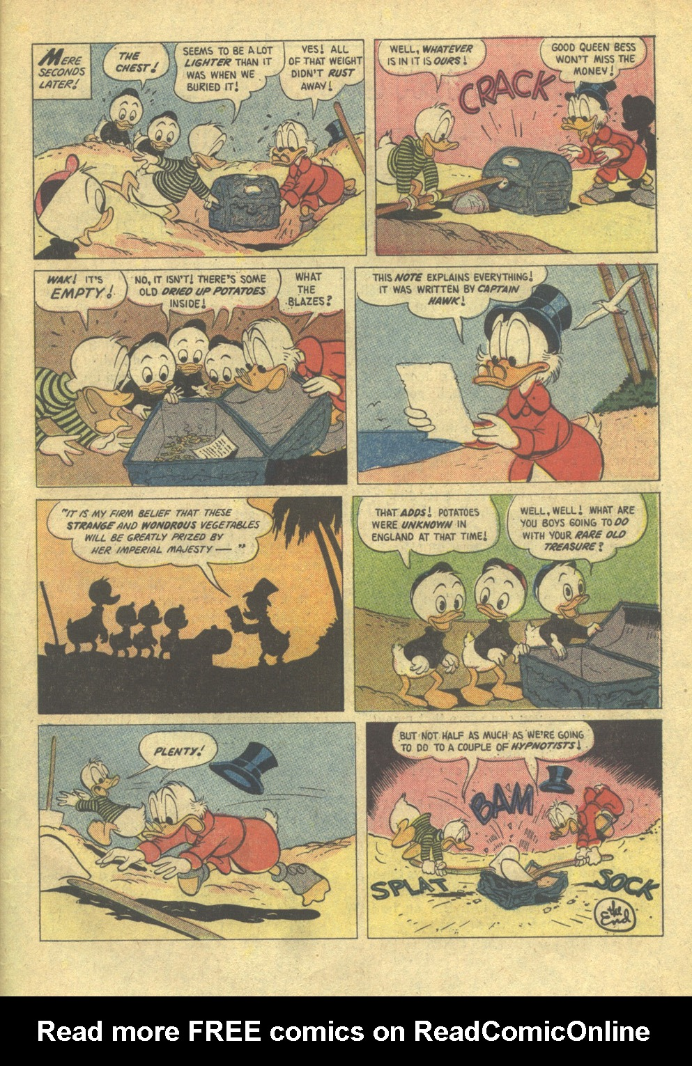 Uncle Scrooge (1953) Issue #103 #103 - English 27