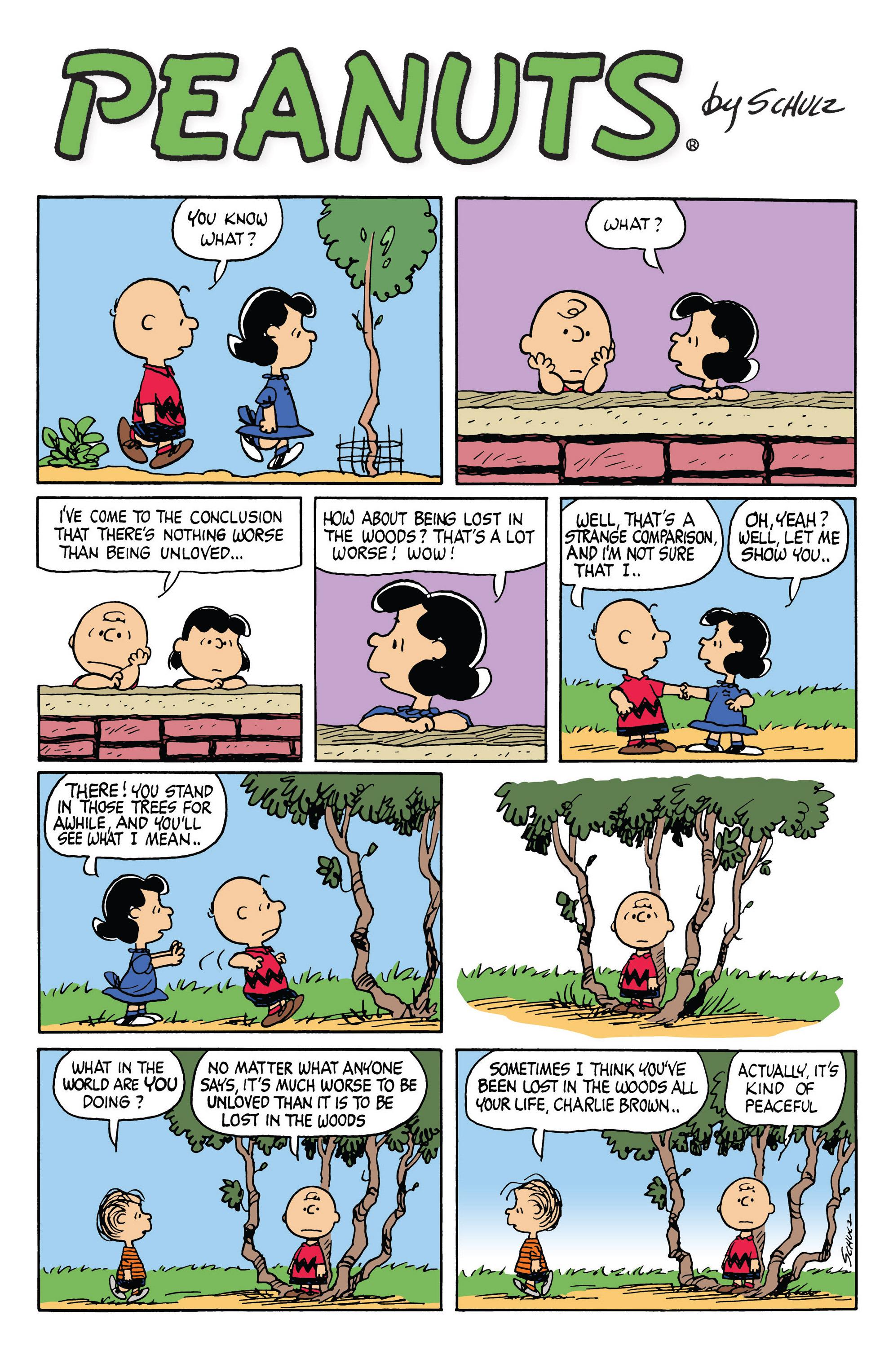 Read online Peanuts (2012) comic -  Issue #20 - 7