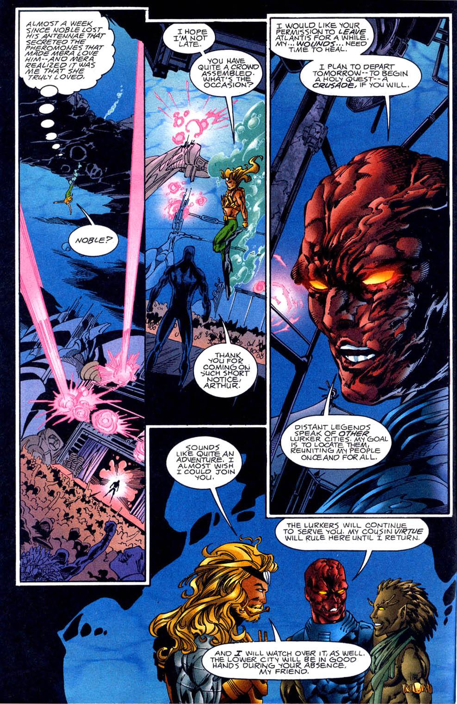 Aquaman (1994) Issue #62 #68 - English 7