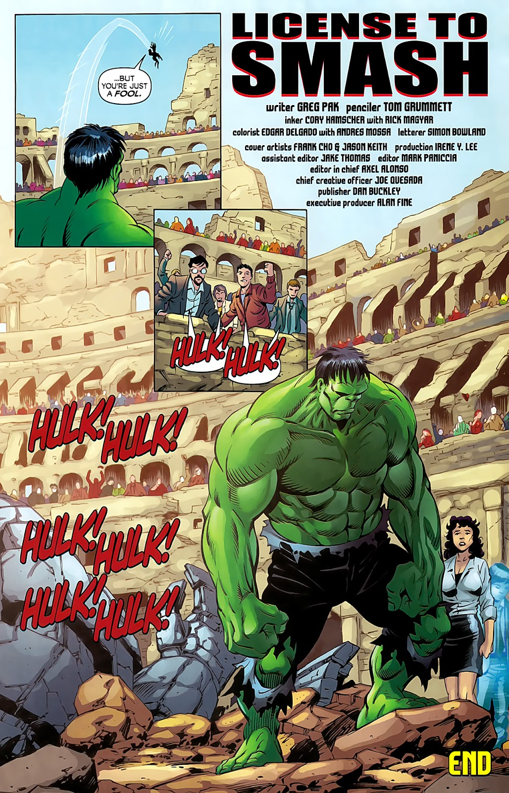 Incredible Hulks (2010) Issue #629 #19 - English 22
