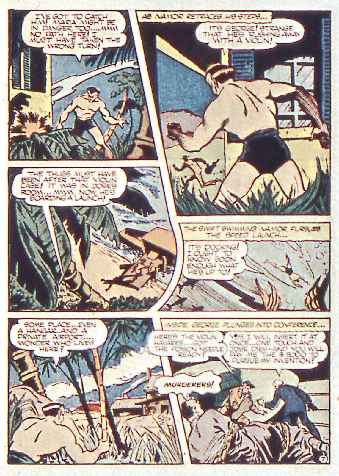 Sub-Mariner Comics Issue #16 #16 - English 21