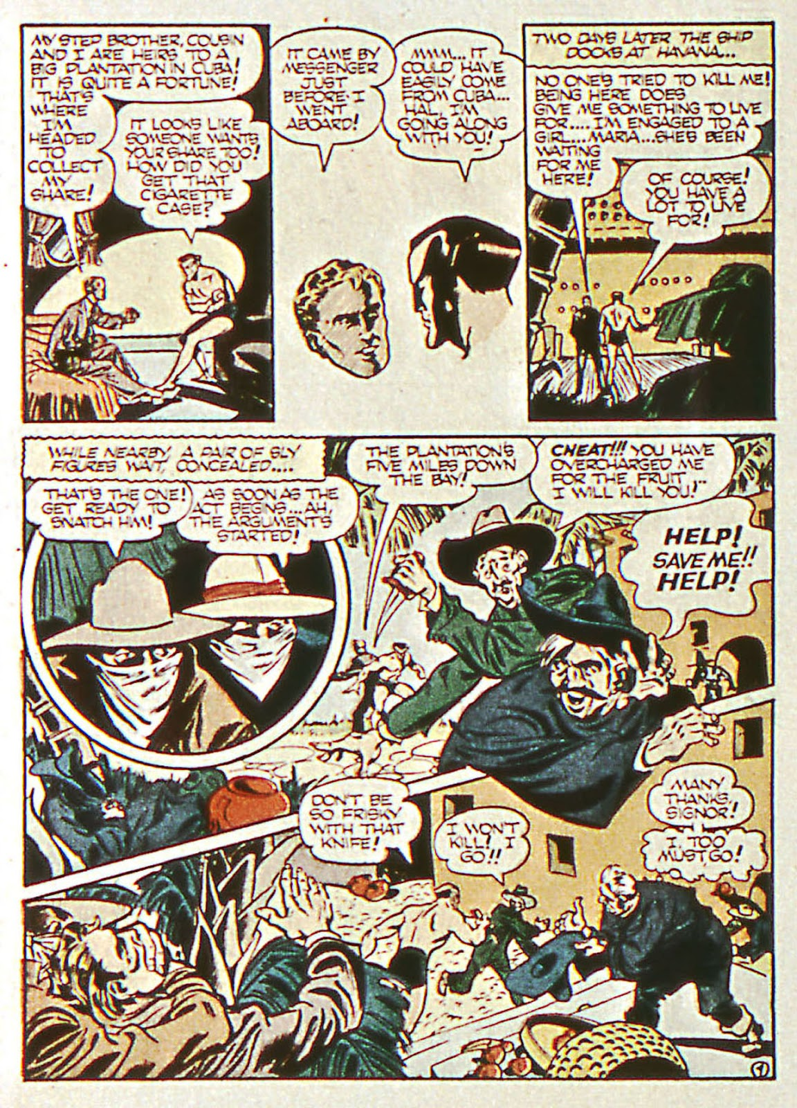 Sub-Mariner Comics Issue #16 #16 - English 18