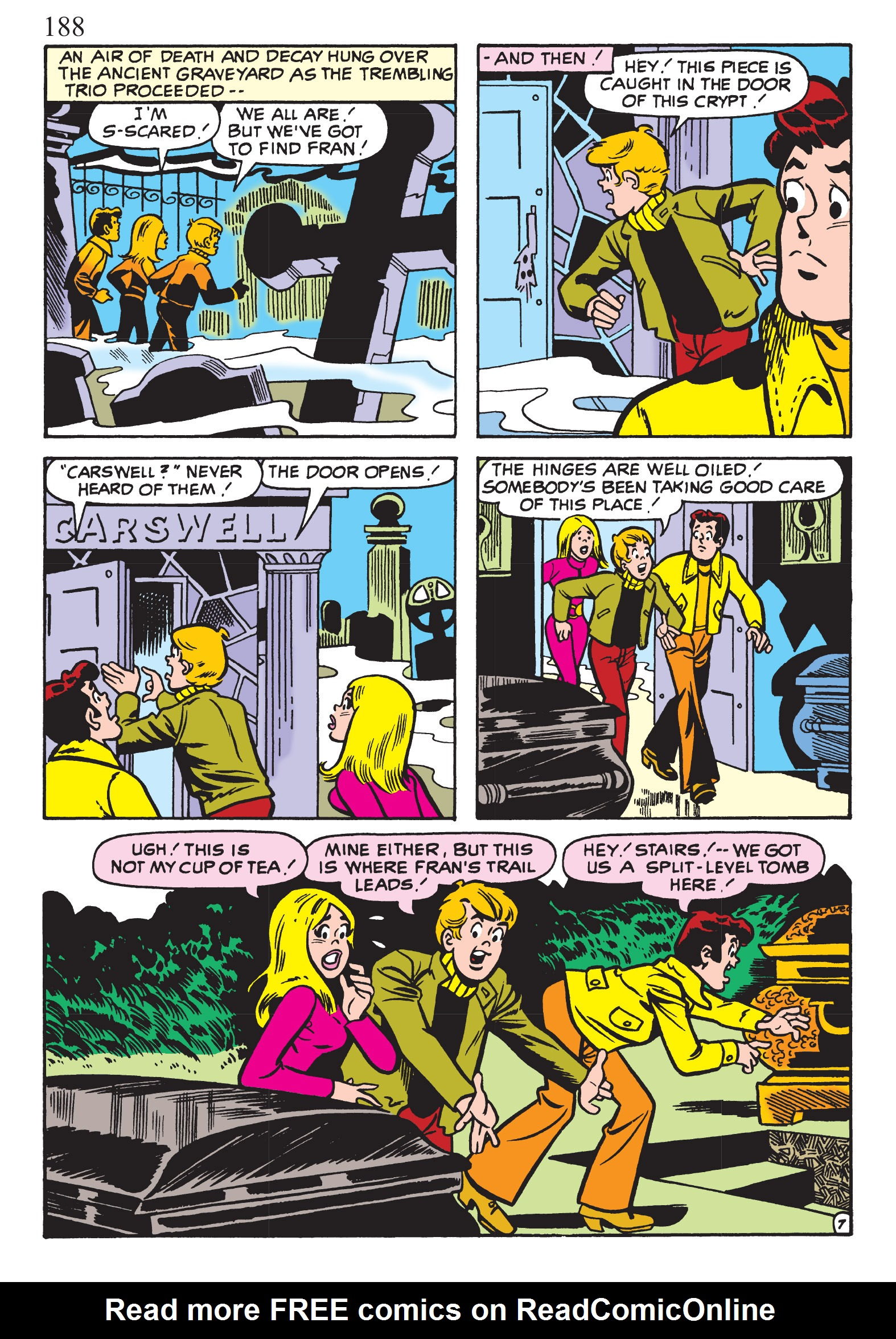 Read online The Best of Archie Comics comic -  Issue # TPB 2 (Part 1) - 190