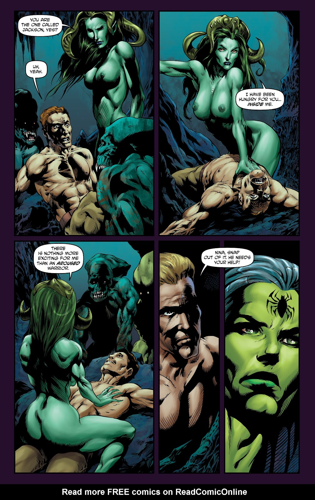Webwitch (2015) Issue #4 #4 - English 19