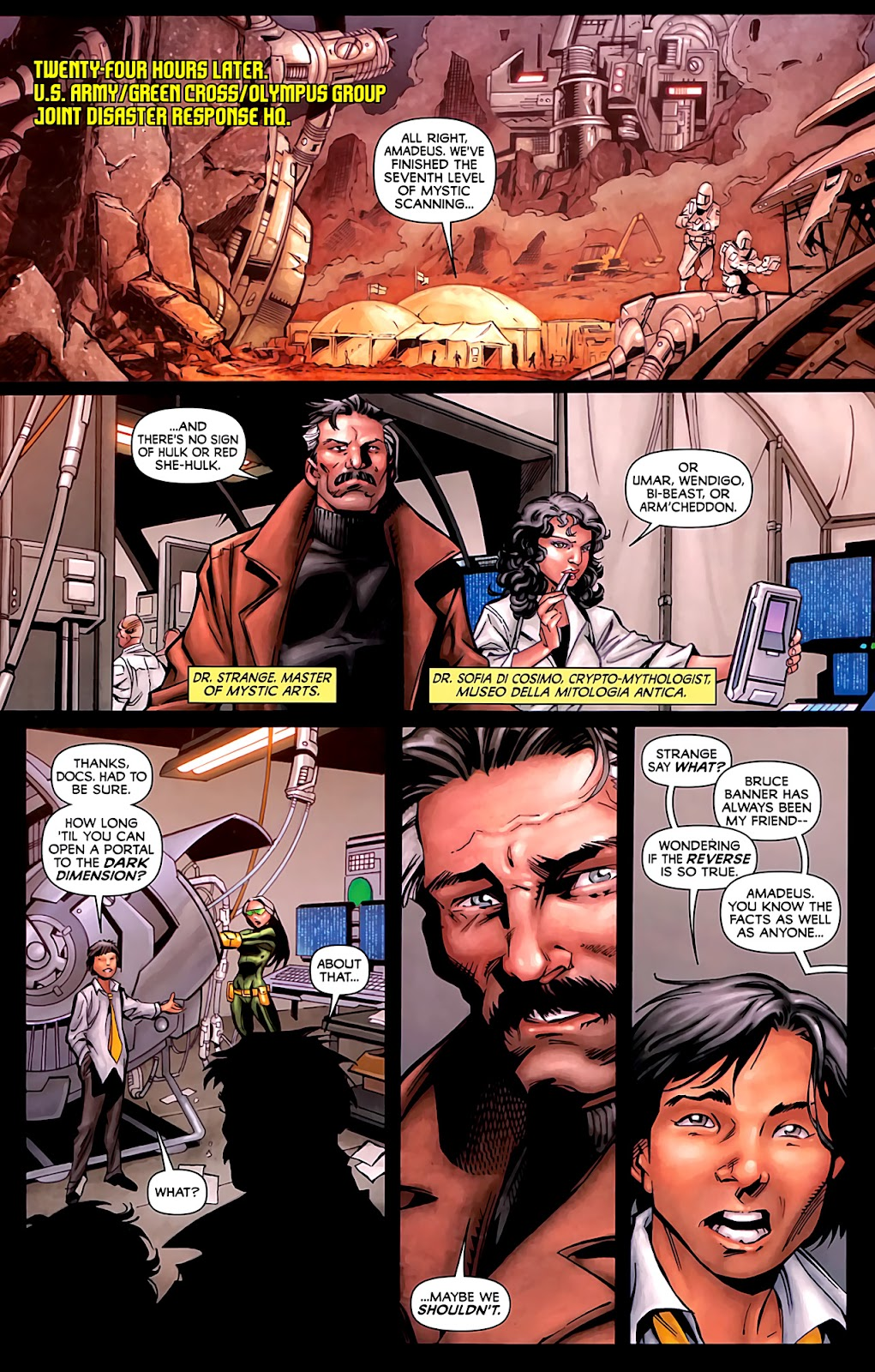 Incredible Hulks (2010) Issue #633 #23 - English 9