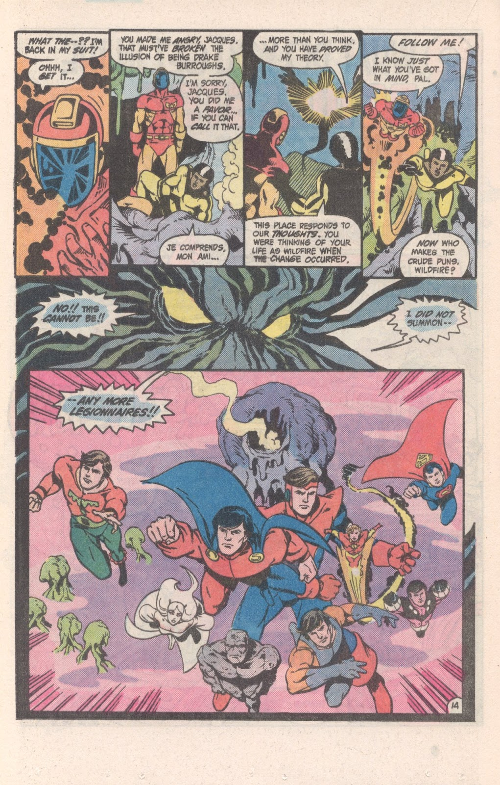 Tales of the Legion Issue #317 #4 - English 15
