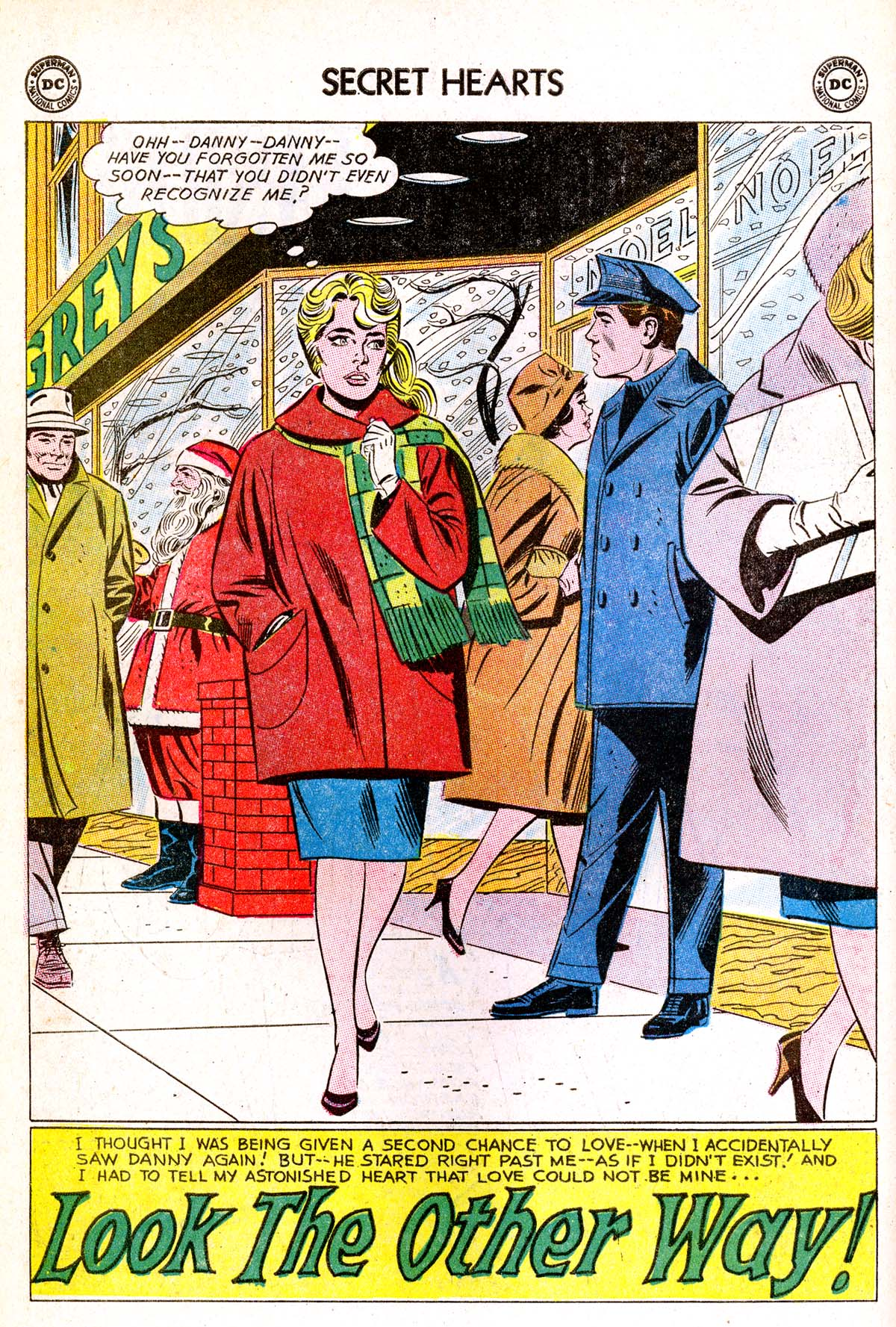 Read online Secret Hearts comic -  Issue #85 - 18