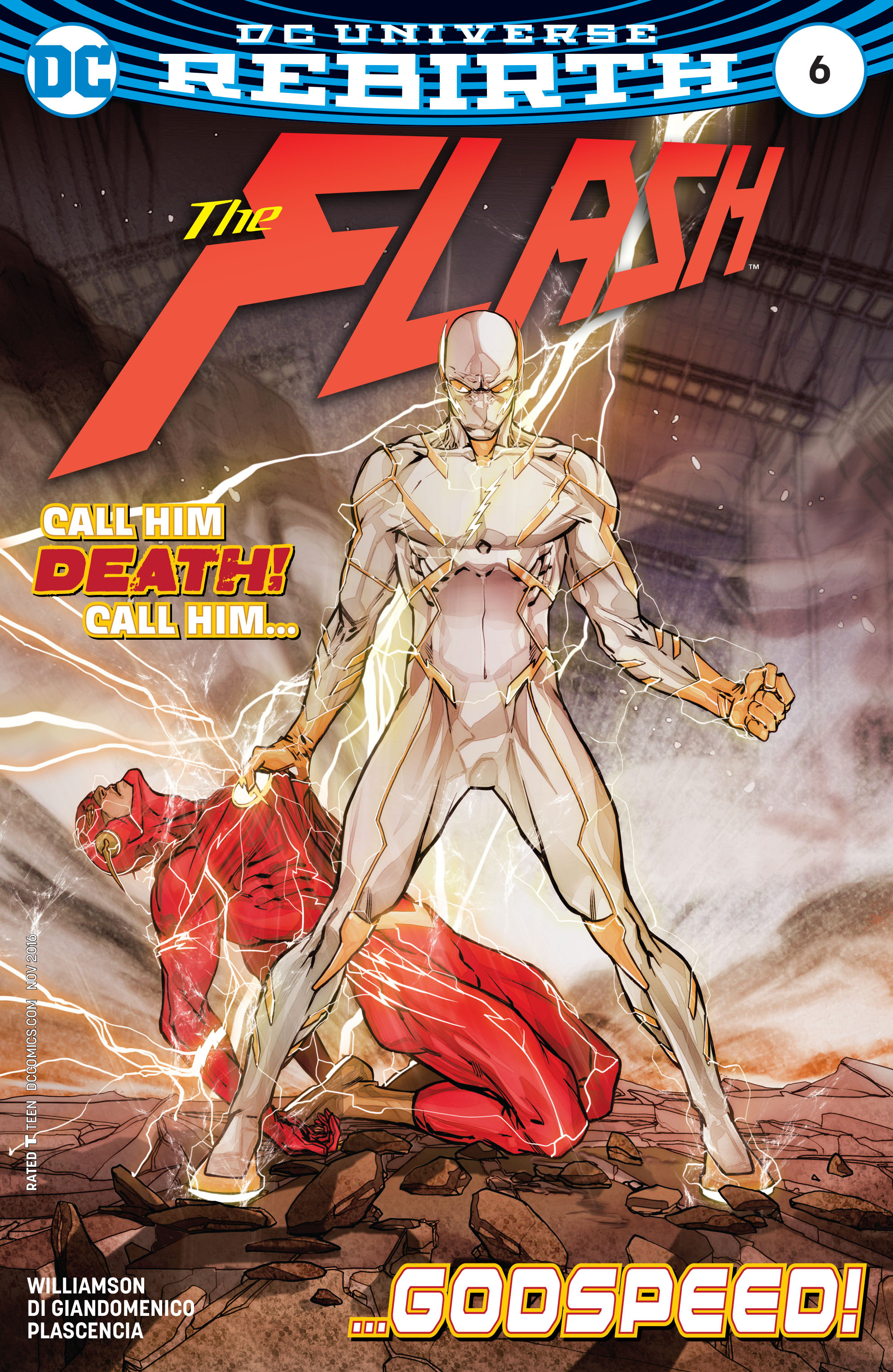 The Flash (2016) issue 6 - Page 1