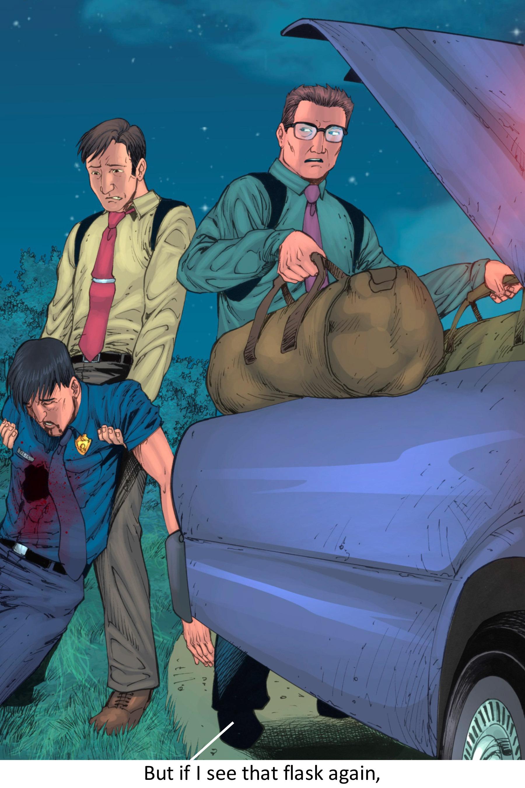 Read online Z-Men comic -  Issue #3 - 146