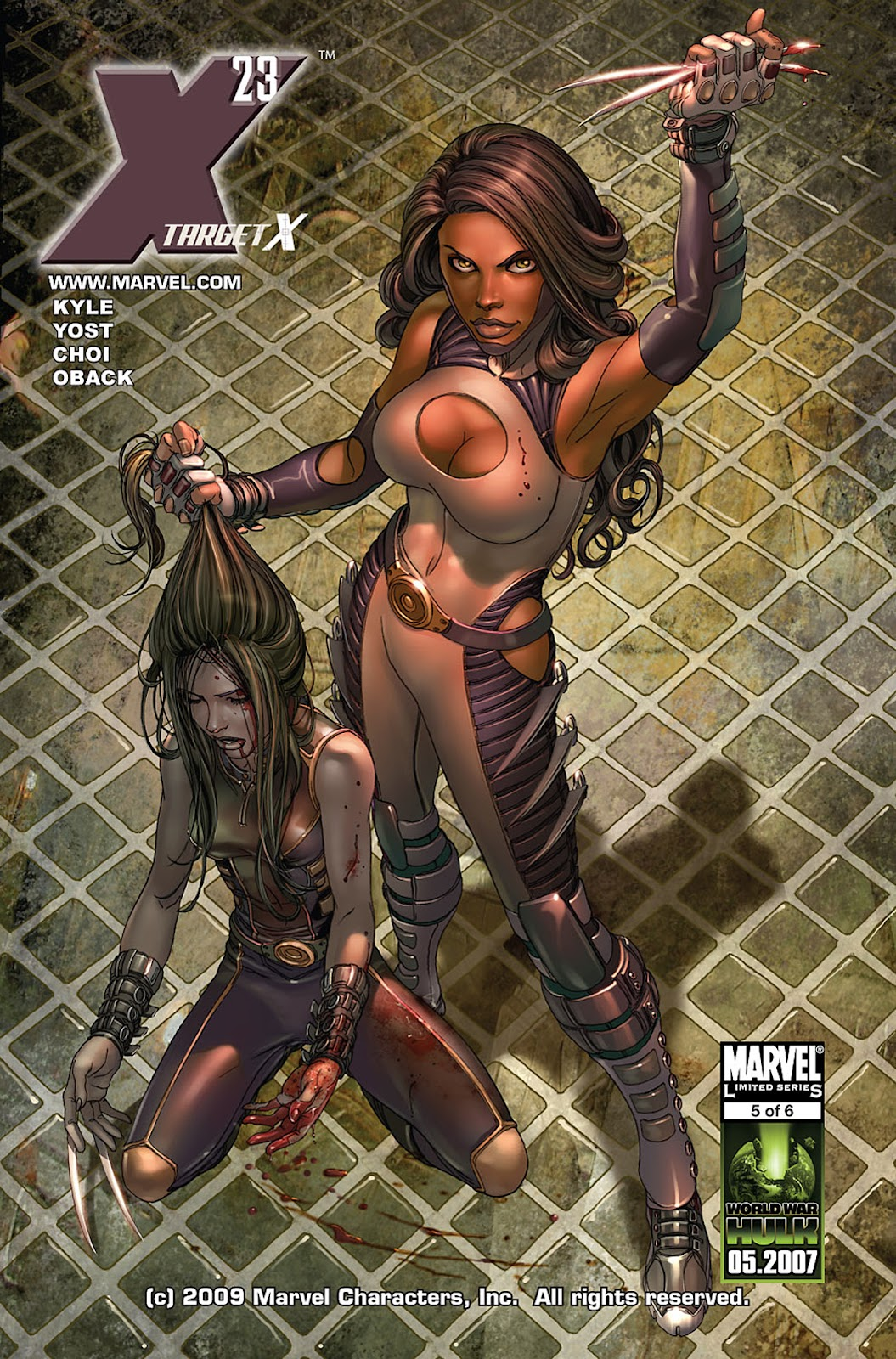 X-23: Target X Issue #5 #5 - English 1