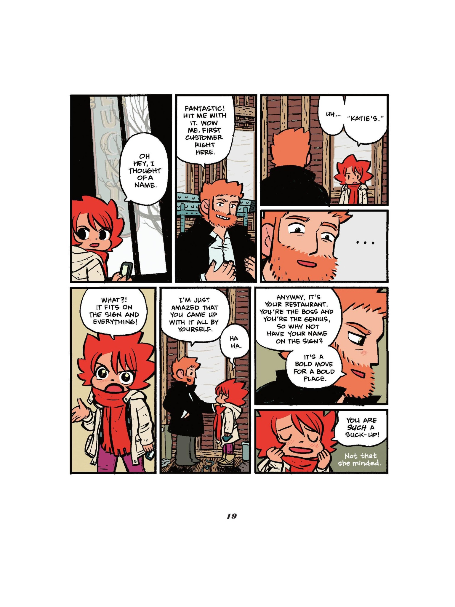 Read online Seconds comic -  Issue # Full - 21