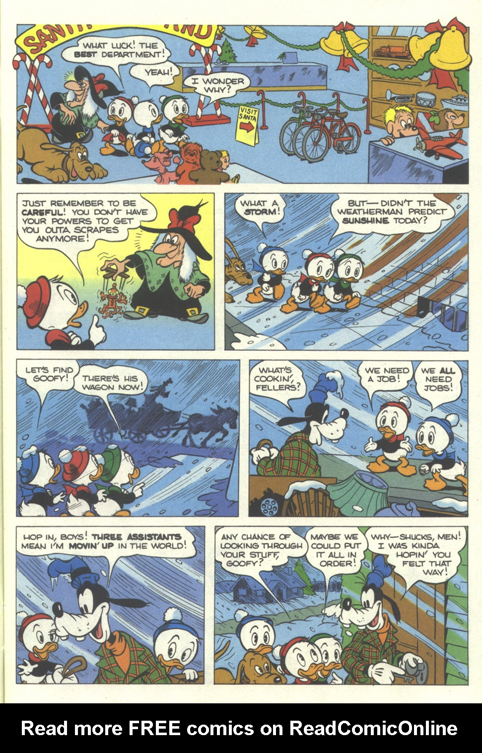 Walt Disney's Donald Duck Adventures (1987) Issue #30 #30 - English 17