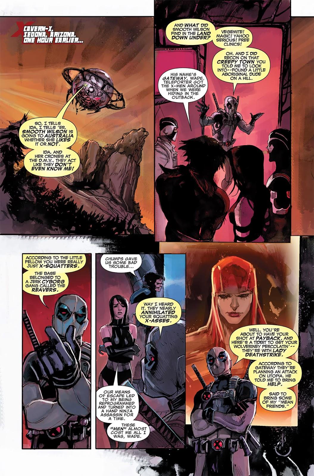 Uncanny X-Force (2010) Issue #5.1 #6 - English 4