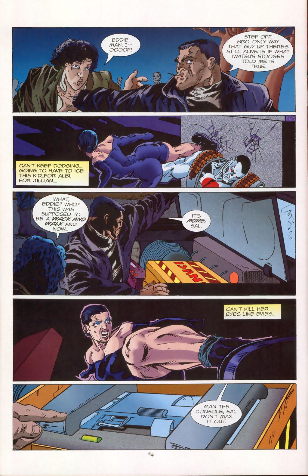Read online Bloodshot (1993) comic -  Issue #49 - 15