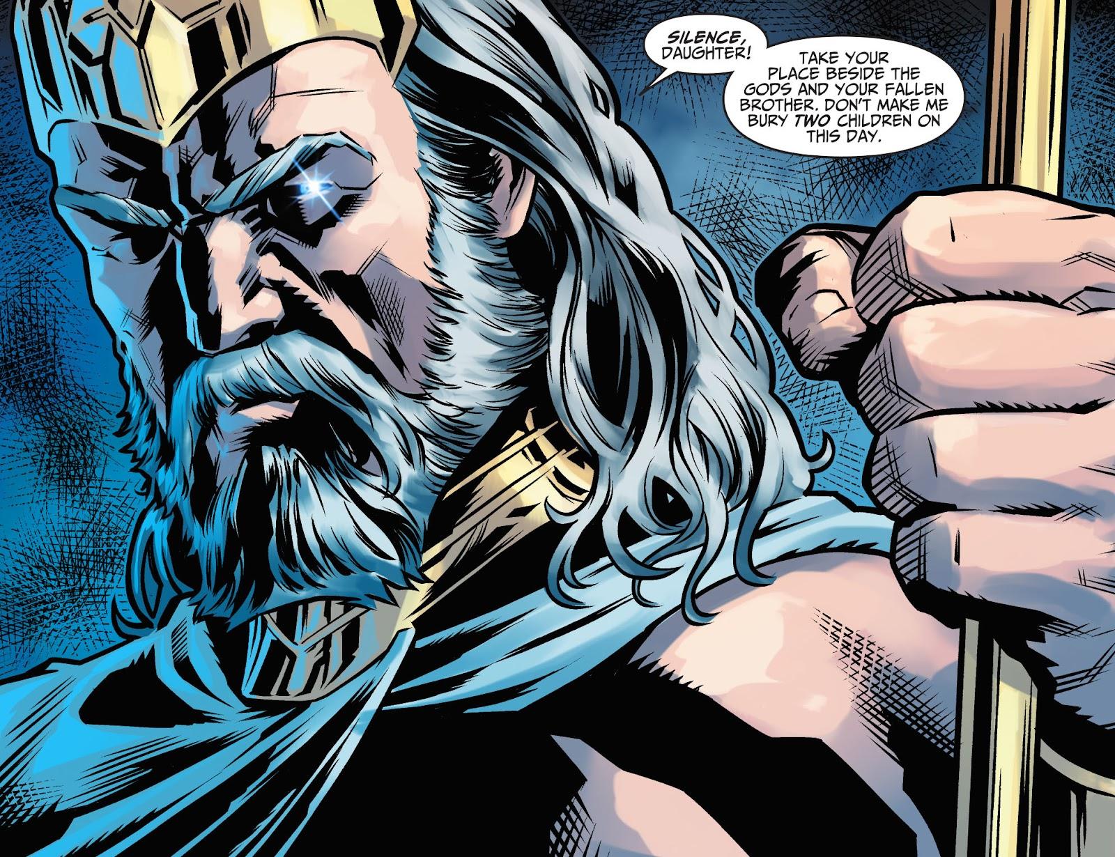 Injustice: Gods Among Us Year Four Issue #15 #16 - English 12