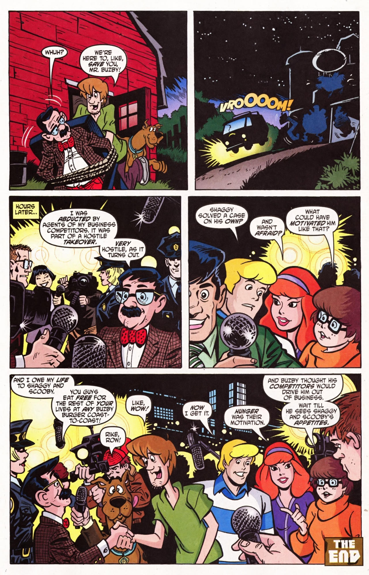 Read online Scooby-Doo (1997) comic -  Issue #136 - 19
