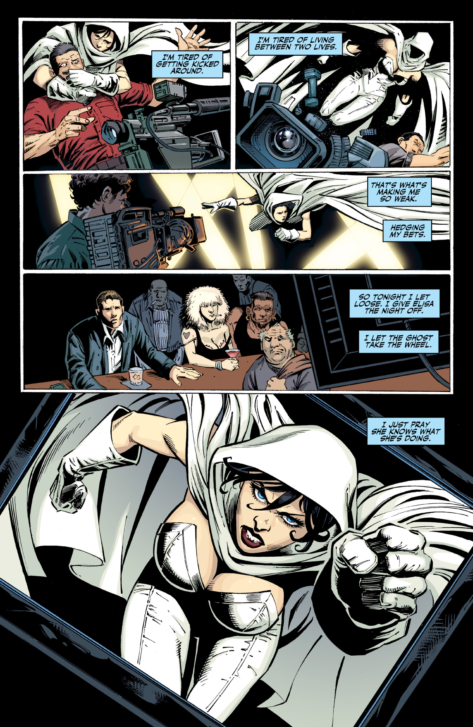 Read online Ghost (2013) comic -  Issue # TPB 2 - 77