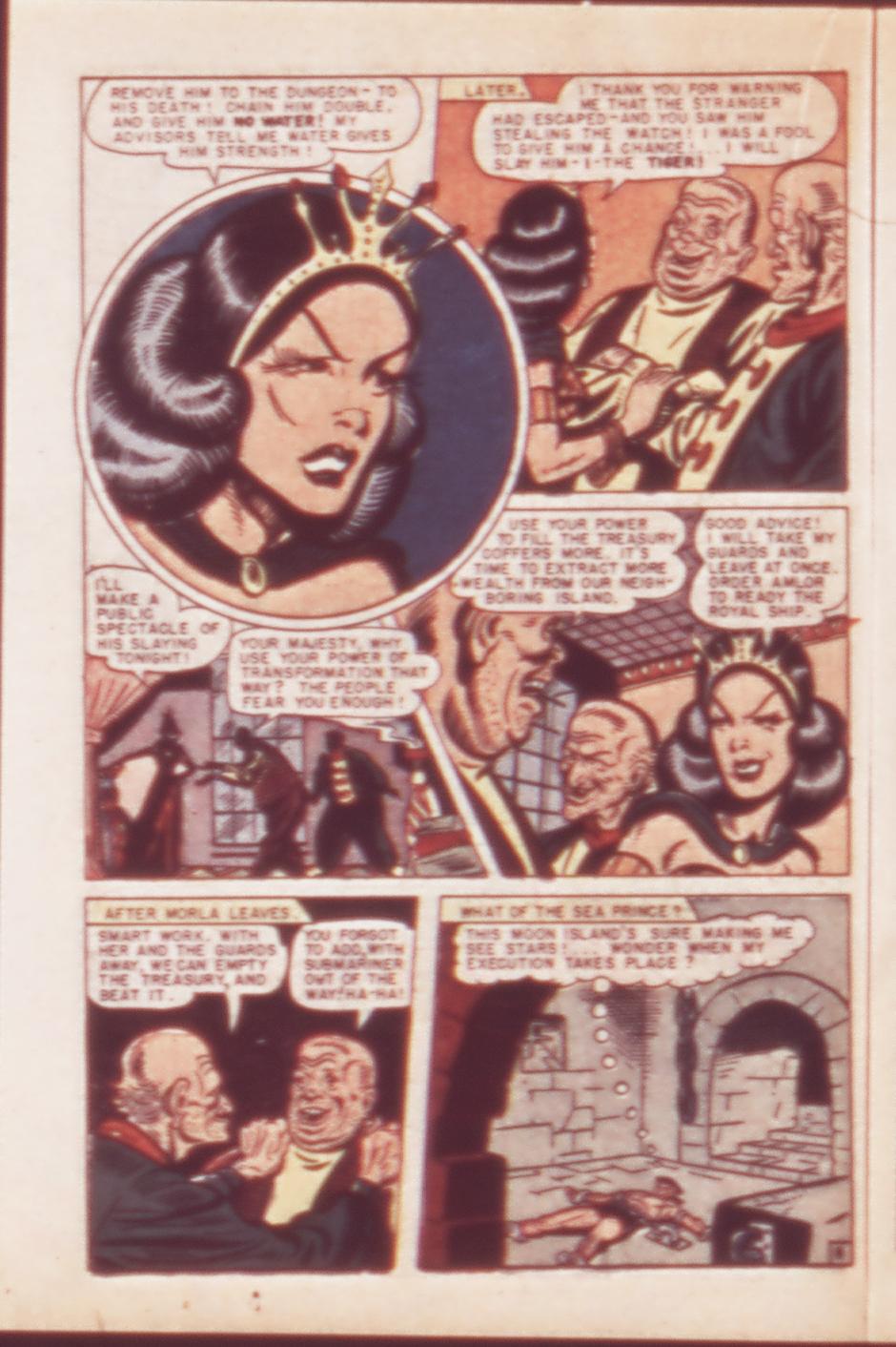 Sub-Mariner Comics Issue #21 #21 - English 22